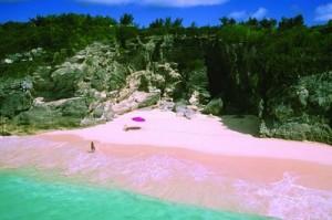 Bermuda Has Pink Sand